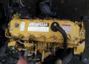 Motor caterpillar con caja de cambios  electronico, contactarse.