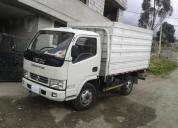 Venta de camion 2.5 tlds. modelo 2015 pichincha