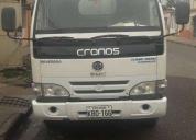Camion cronos 2.5 doble rueda con furgon termico