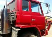 Una mula camion. buen estado