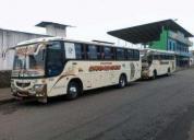 Bus interprovincial vendo de oportunidad.