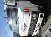 Vendo excelente camión hino km.