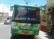 Se vende excelente  bus gd