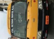 Oportunidad! bus escolar jac hk6700k4 2013 con a/c