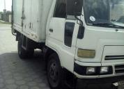 Se vende camión con puesto de trabajo.aprovecha ya!