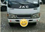 Excelente camión jac h f c 1040