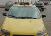Vendo taxi legal en compaÑia, contactarse.