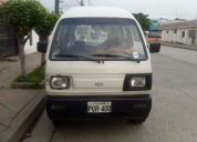 Excelente furgoneta chevrolet super carry