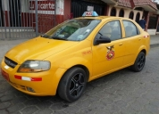 Vendo mi taxi en excelentes condiciones, aprovecha ya!