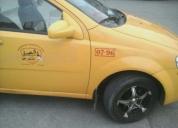 Vendo taxi full x urgencia!