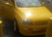 Vendo taxi legal con puesto a gas y gasolina, contactarse.