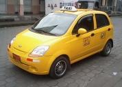 Se vende taxi al dÍa