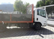 venta de camion chevrolet nmr 85h aÑo 2014, todo al dia