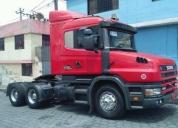 vendo cabezal scania t400 aÑo 2003. contactarse.