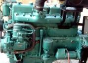 motor scania diesel