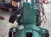 Se vende motor scania diesel