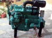 Vendo motor scania diesel.