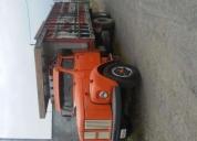 Excelente camion mula