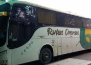 Se vende excelente bus scania año 2004
