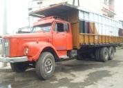 Excelente camion scania 73