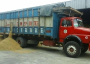 Se vende excelente camión mula