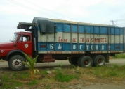 Excelente camión mula