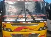 Vendo bus interprovincial carroceria extranjera