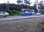 Bus mercedes benz 2004, contactarse.