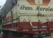 Vendo camión con los mejores estándares del mercado