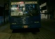 Vendo bus tipo con puesto,contactarse.