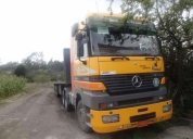 venta de trailer mercedes benz 3353