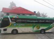 Vendo bus mercedez benz  2015