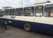 Excelente bus urbano guayaquil
