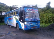Vendo excelente bus mercedes benz 1722