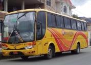 Vendo bus interprovincial mercedes benz 1721