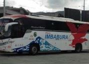 Excelente bus mercedes benz carrocería brasileña comil