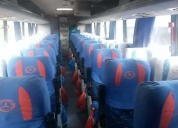 Vendo bus interprovincial carroceria extranjera, contactarse.