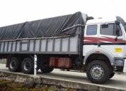 Excelente camion mercedes benz blanca 2650