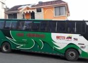 Se vende buss