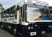 Vendo excelente bus