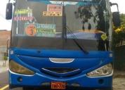Se vende bus mercedes 1721 año 2005.