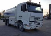 Excelente camión cisterna volvo fh12 460.