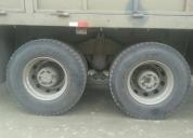 Se vende un camión. buen estado.