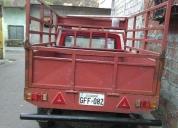 vendo camioneta nissan junior 2.000 año 78. linda oportunidad!.