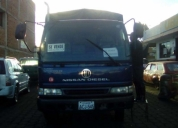 vendo excelente camion nissan