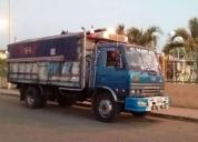 vendo excelente camion nisan 205