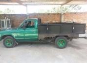 Vendo esta linda camioneta