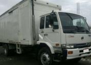 Vendo excelente camión nissan pkc212