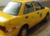 Nissan sentra taxi legal en venta.