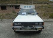 Se vende camioneta nissan datsun modelo 81, buen estado.